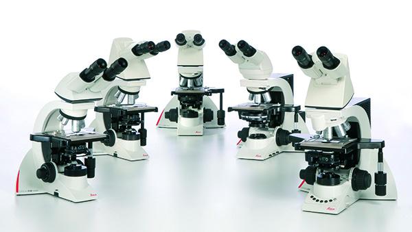 Микроскопы компании Leica Microsystems