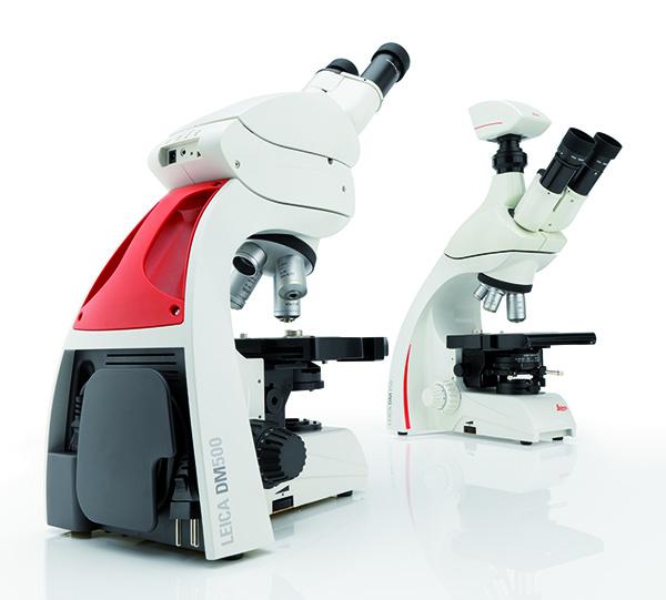 Микроскопы для рутинных исследований Leica DM500 LED / Leica DM750 LED