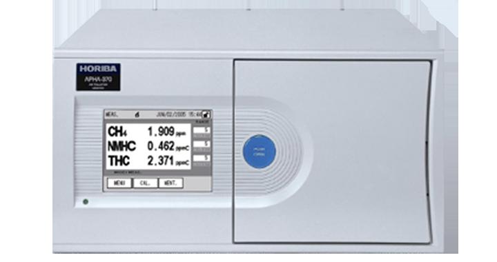 анализатор метана APHA-370