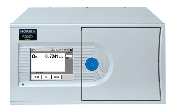 Непрерывный мониторинг озона в Вашей лаборатории с APOA-370