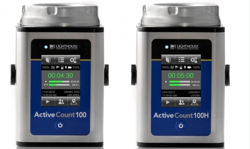 Мікробіологічні лічильники ActiveCount100