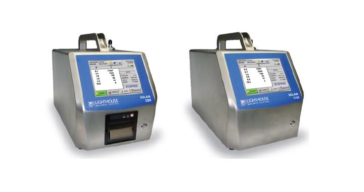 Лічильники часток Solair 3200/5200