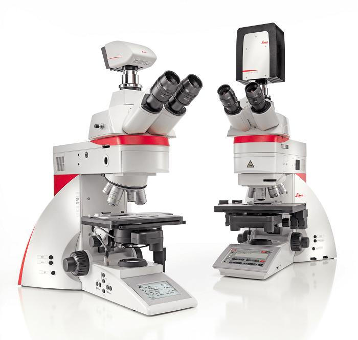 Современные микроскопы исследовательского класса Leica DM4 и Leica DM