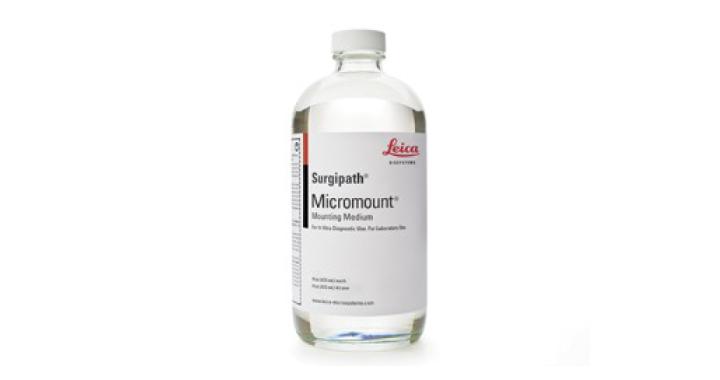 Среда для заключения препаратов под стекло Leica MicroMount